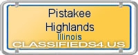 Pistakee Highlands board